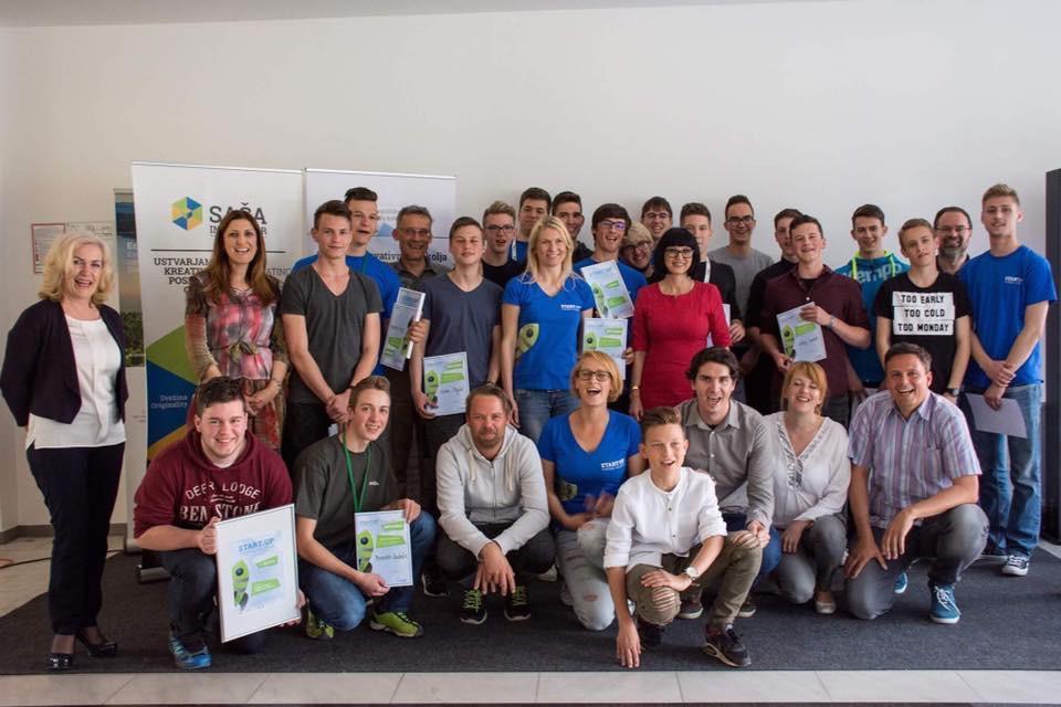 Startup weekend in Velenje